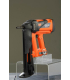 Внешний вид пистолета Pulsa 700 c магазином на 40 гвоздей
