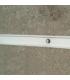 Пристрелка пластикового кабель-канала к бетону газовым монтажным пистолетом Toua GSN50