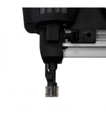 Мягкая насадка на ствол предназначена для уменьшения заглубления гвоздя в материал пристрелки