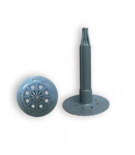 Тарельчатые дюбеля LIXIE JBD для крепления теплоизоляции
