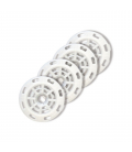 LIXIE Пластиковая шайба 90 мм для тарельчатого дюбеля