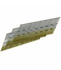 Отделочные гвозди SENCO DA 15Ga 34° без покрытия