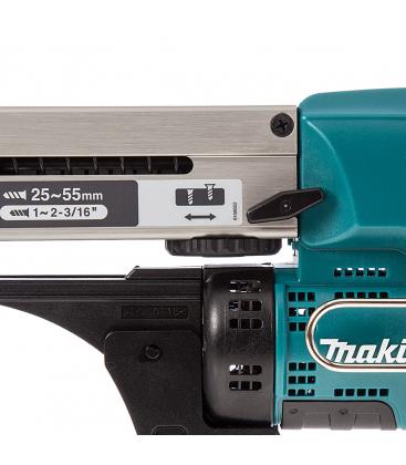 MAKITA DFR550RFE Аккумуляторный ленточный шуруповерт