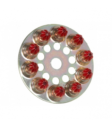 Индустриальные патроны SPIT 6.3х10 в барабане