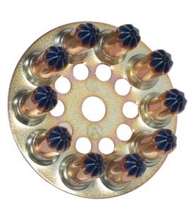 SPIT Индустриальные патроны 6.3х16 в барабане
