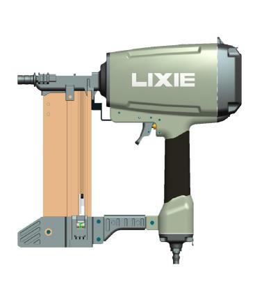 Пистолет монтажный гвоздезабивной компрессорный Lixie QSD-801A