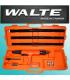 WALTE СТ655 Монтажный пороховой поршневой полуавтоматический пистолет